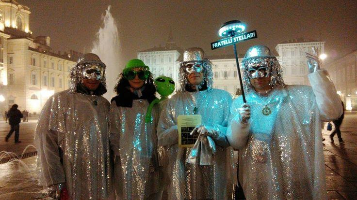 Fratelli Stellari: Halloween 2016, Performance in Turin