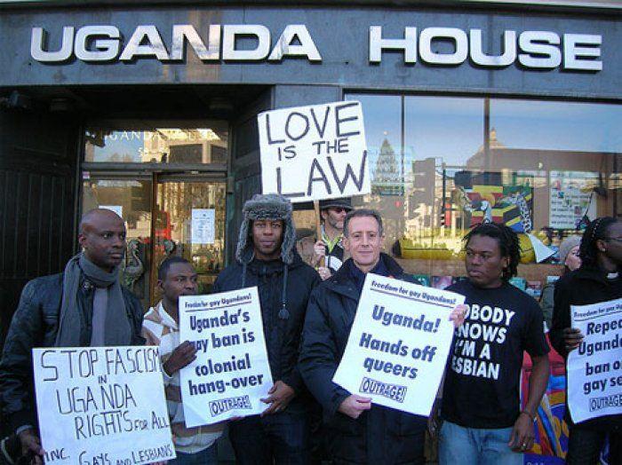 In Uganda l'omosessualità si punisce con l'ergastolo