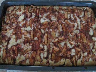 Olgas: Bradepandekage med æbler og kanel