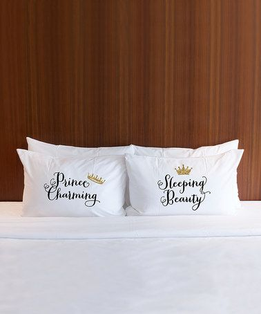 Another great find on #zulily! Fairy Tale Pillowcase - Set of Two #zulilyfinds