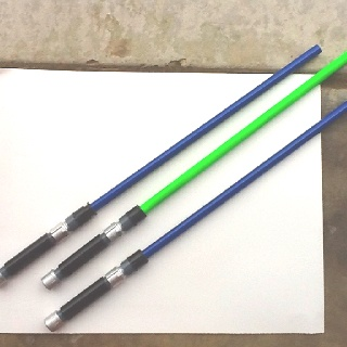 build your own lightsaber instructions