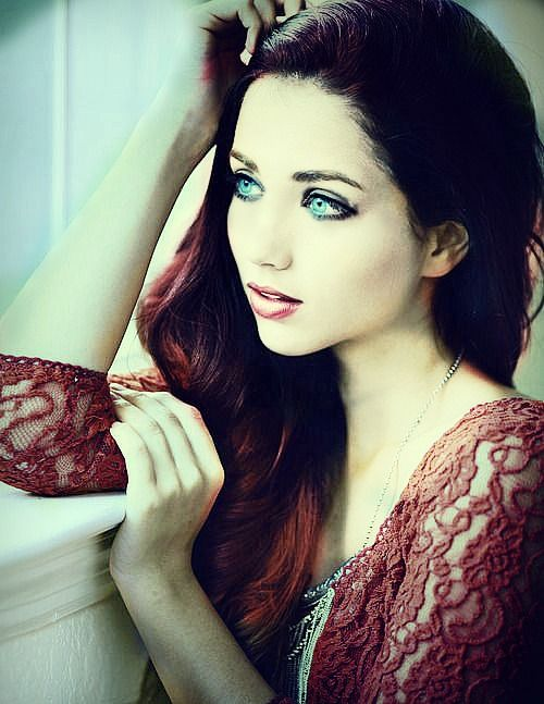 Emily Rudd Edited Into The Hair Eye Color Of Young Adeline From My Story Coming Home Emily