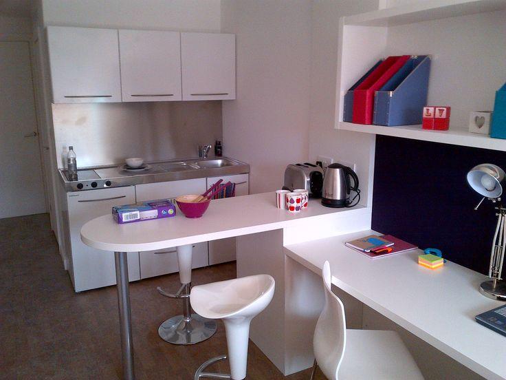 Student Accommodation, Southampton | Elfin Kitchens
