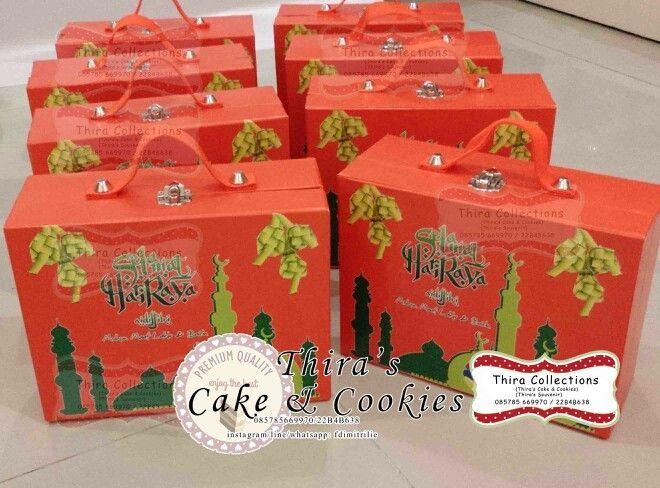 Luggage boxes for eid nubarak hamper