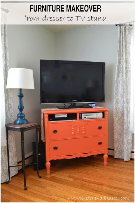 Furniture Makeovers from my Favorite Blogs - Small Town Rambler