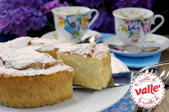 Torta sabbiosa senza glutine #senzaglutine #glutenfree