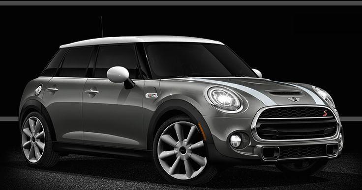 NEW 2015 #MINI #COOPER #HARDTOP 4 DOOR. Stock Number: M3019     The exact car I want!!!