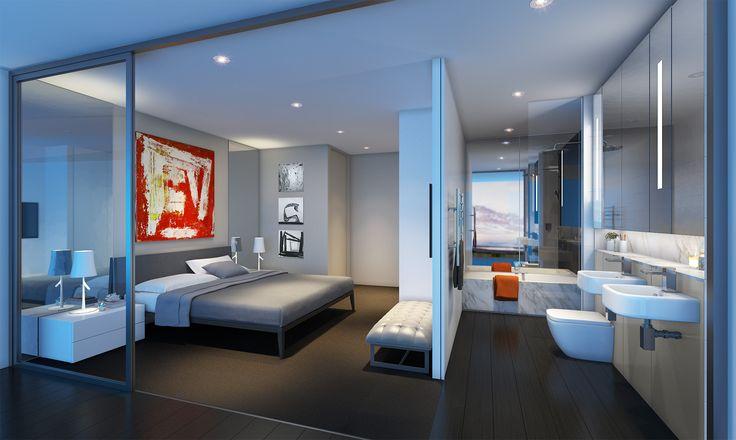 Uptown Bedroom