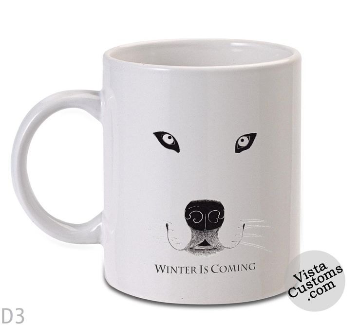 The illustration on this personalized mug is completely customizable. You can add your own picture here, you can even add a name or text on the other side. Just let me know what custom design you want