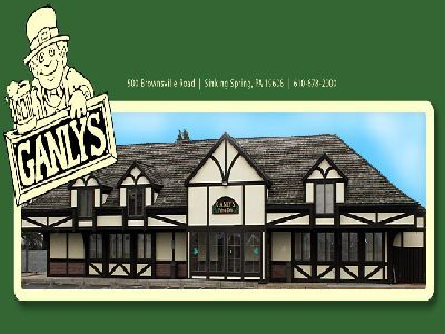 Ganley's Pub and Restaurant.  Located at 500 Brownsville Road, Sinking Spring, PA. #BerksCounty #Pennsylvania #Restaurant #Food #Dining #Pub