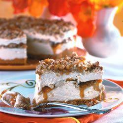 ElegaSense: Fun Recipes, Brickle Frozen, Delight Recipe, Food, Cream Cheese, Frozen Desserts, Butter Brickle, Frozen Delight