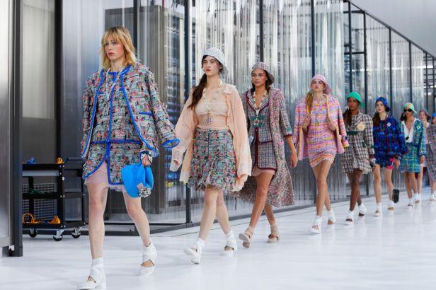 Chanel goes full I.T. - Be Asia: fashion, beauty, lifestyle & celebrity news