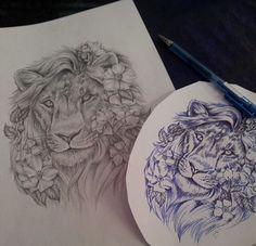 Tattoo Ideas on Pinterest | Luna Moth Tattoo Lion Tattoo and Lion