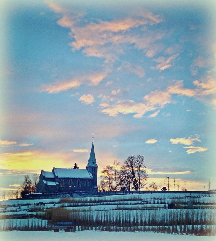 Havstein kirke Foto by Tove Sagli Lie
