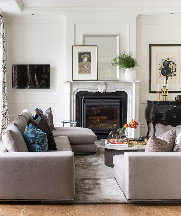 Image result for Brighten the Mantel living room