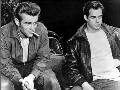 rebels without a cause... James dean