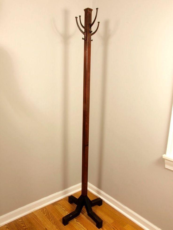 wall bench shelf mounted medpharmjobs info vintage mirror with racks antique coat rack