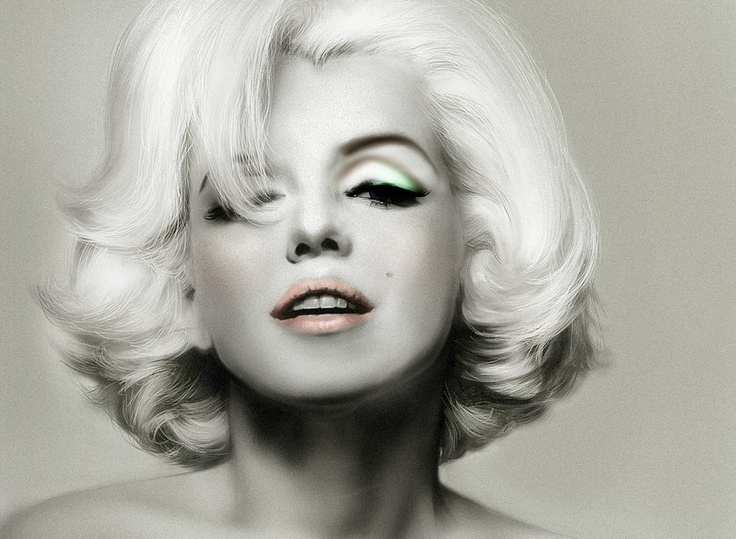 New Marilyn Creations from Greg....this guy is great