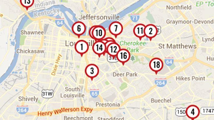'Food Network Star' Winner Damaris Phillips's Favorite Louisville Spots to Eat and Drink