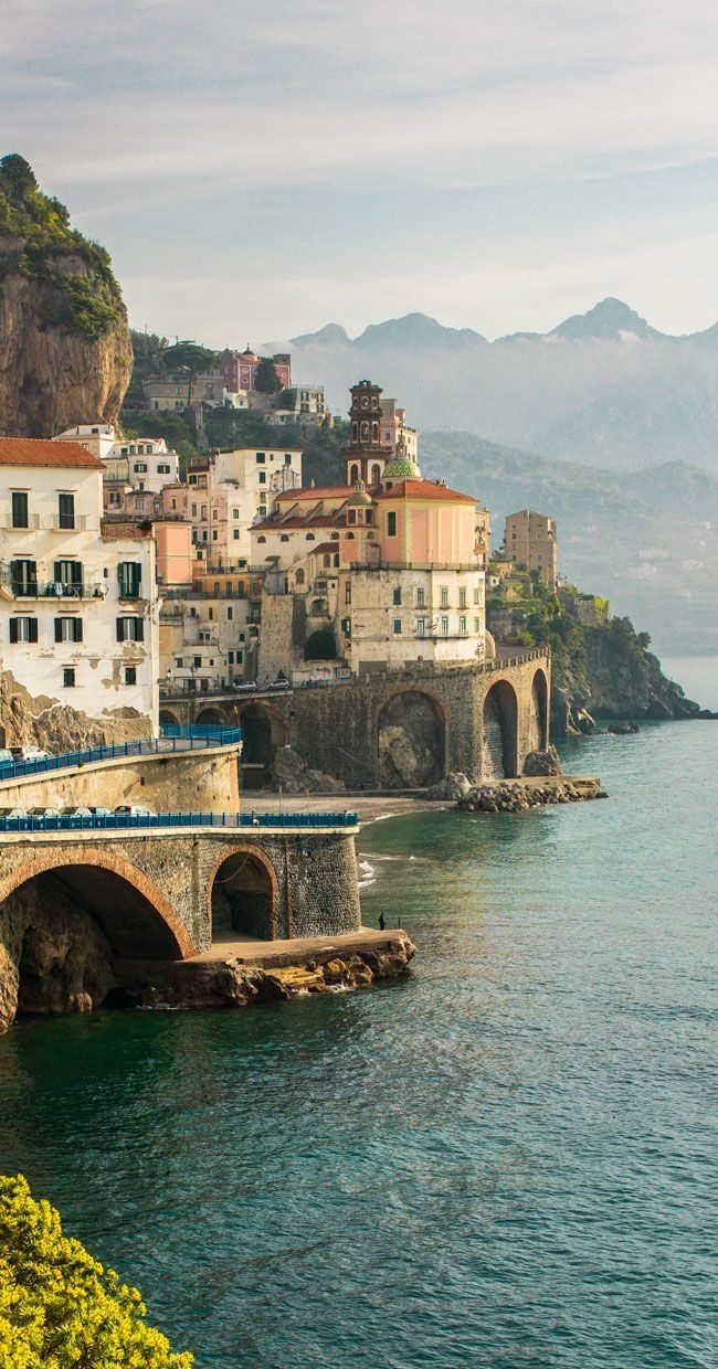 Atrani-Italy   www.howsheknowsthat.com #HowSheKnowsThat #TravelSpots #Travel #Italy