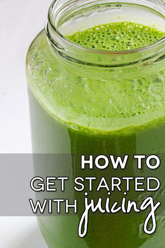 How To Get Started With Juicing - everything you need to know to incorporate juicing into your routine and take good care of your body!