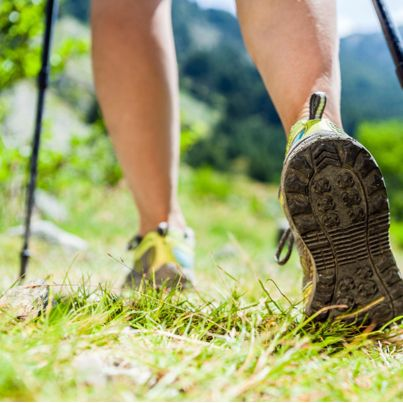 Nordic walking - a fresh, new way to stay fit and healthy