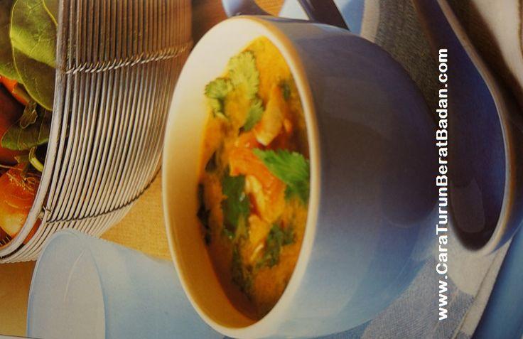 Sup Bayam dan Wortel