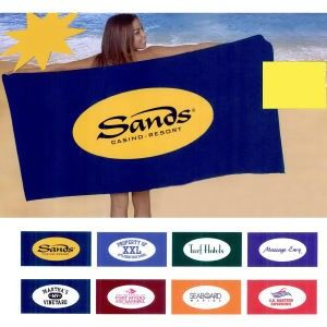 Beach Towels make great spring fundraisers from http://www.schoolspiritstore.com/custom-beach-towel-fundraiser/