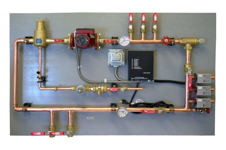 17 best plumbing images on pinterest hydronic heating for Alternative heating systems for homes
