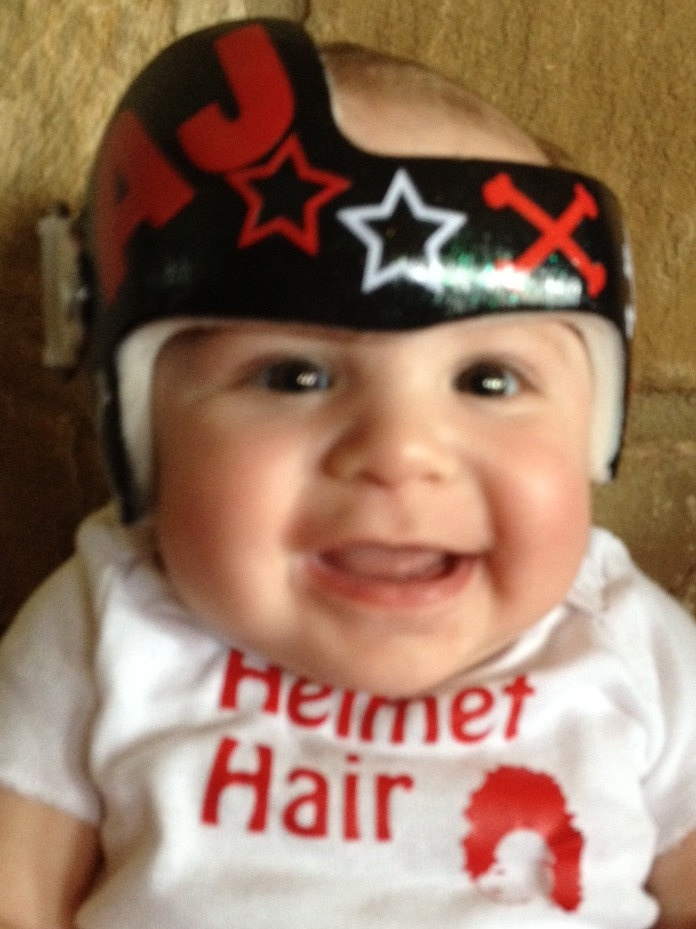 Best Helmet Hair Dont Care Images On Pinterest Baby Helmet - Baby helmet decalspersonalized cranial band fairy decals just tinkering