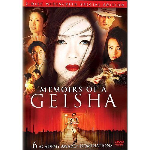 Memoirs of a Geisha (Two-Disc Widescreen Edition) NEW! 43396111592 | eBay