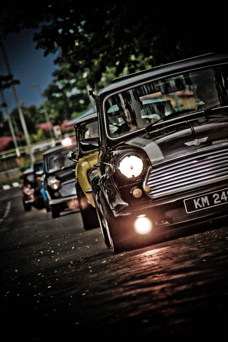 Mini Cooper Classics #minicooper #classic #cars