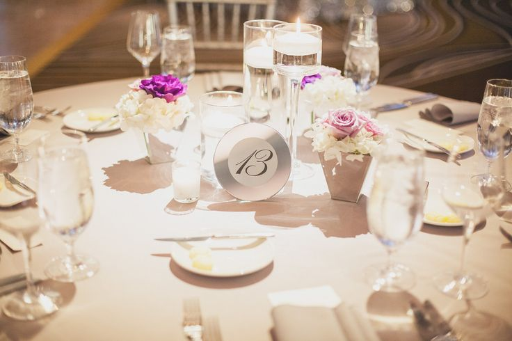 Planner: Angela Proffitt Venue: Hilton Downtown, Nashville Photographer: Krista Lee Photography