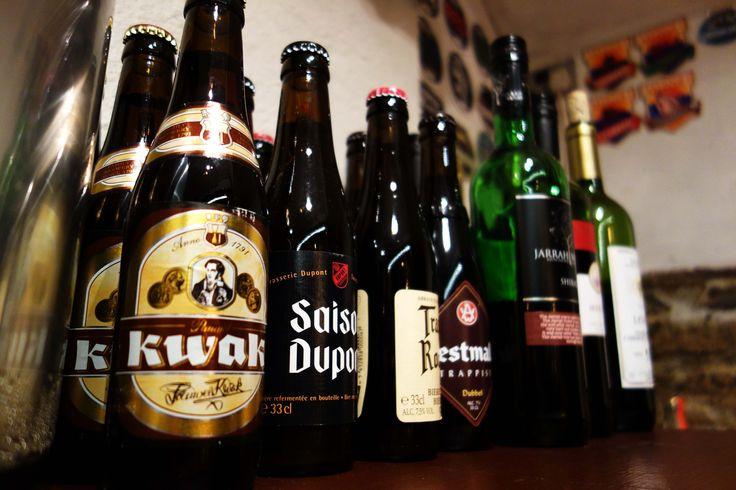 Dozens of bottled beers http://firebrandbar.co.uk/?p=2509