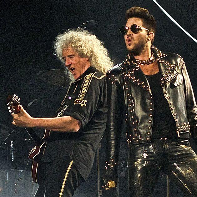 Adam Lambert e o Queen estão chegando para o Rock´n Rio! #Rock #Style #Visual
