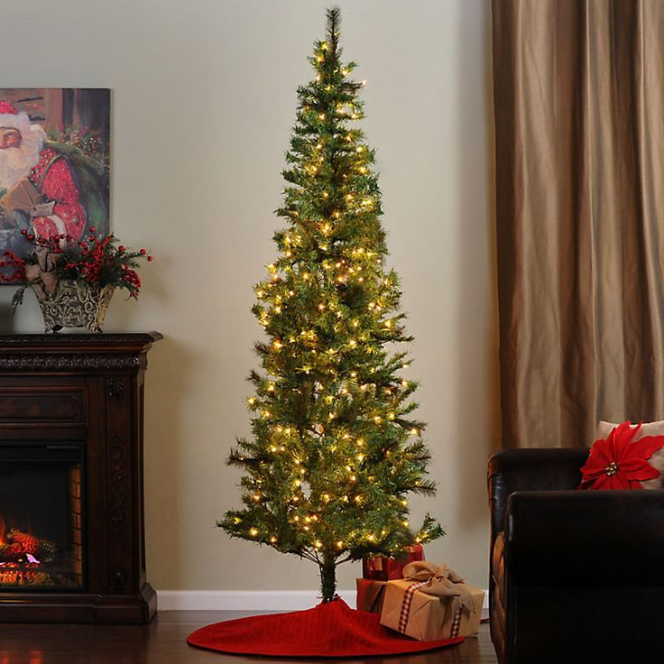 The 25+ best Slim christmas tree ideas on Pinterest   Pencil ...
