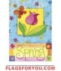 Spring Garden Flag - 3 left