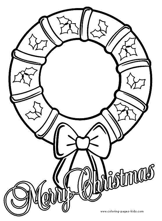 christmas military coloring pages - photo#21