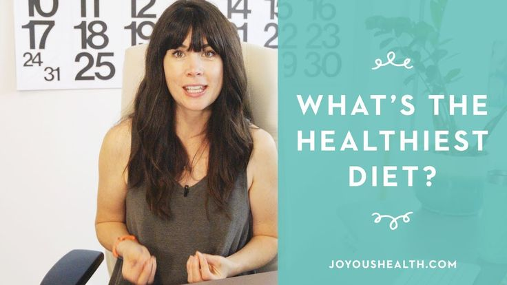 What is the healthiest diet – Vegan, Paleo, Vegetarian? Get the answer!