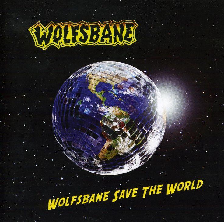 Wolfsbane - Wolfsbane Saves The World, Grey