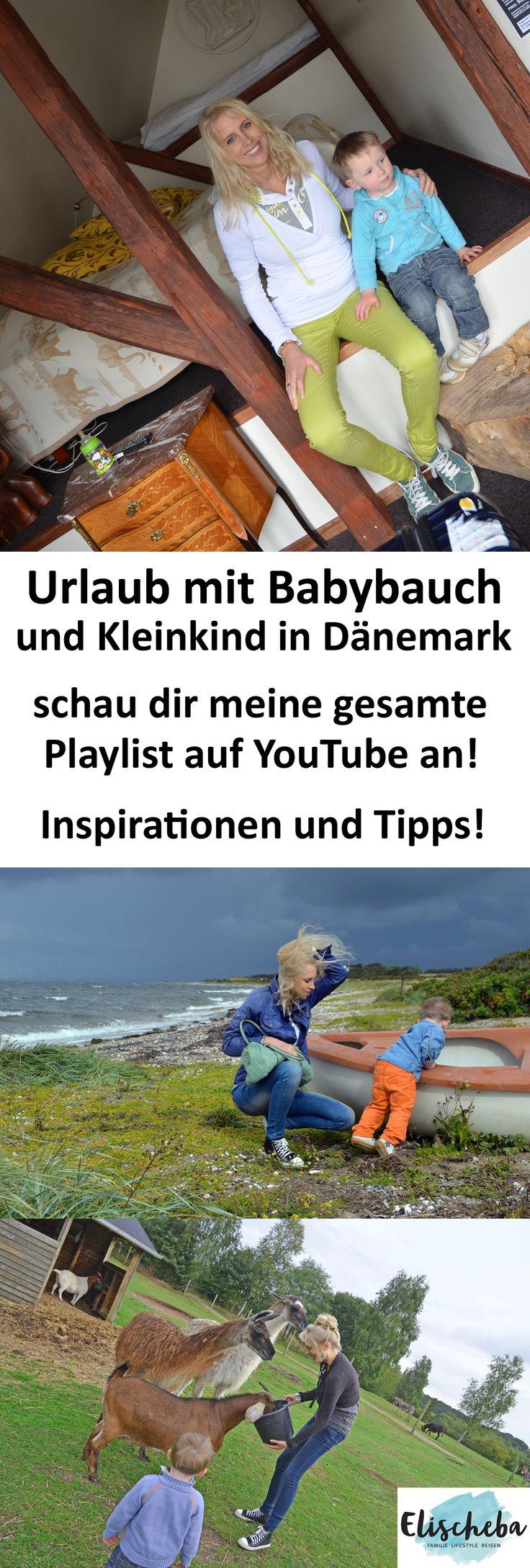 Wer ist Dänemark Fan? Hier meine Tipps für Familien. Mit Babybauch und Kleinkind (zwei Jahre). #family #daenemark #travel #reiseblog #youtuber #youtube