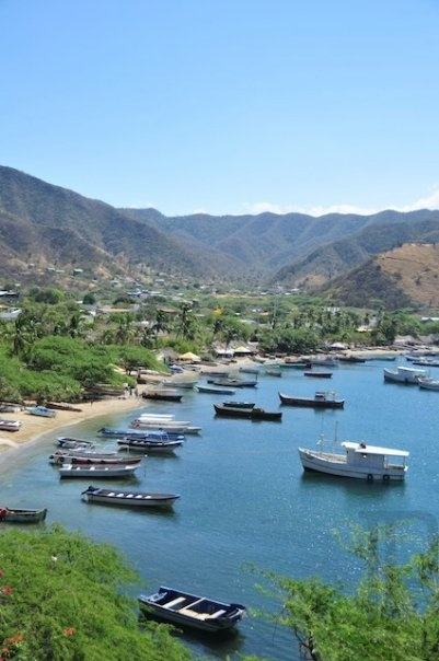 Taganga, Colombia - ahhh such great memories