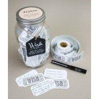 Wish Jar - Wishes