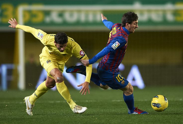 Lionel Messi Photos: Villarreal CF v FC Barcelona  - Liga BBVA