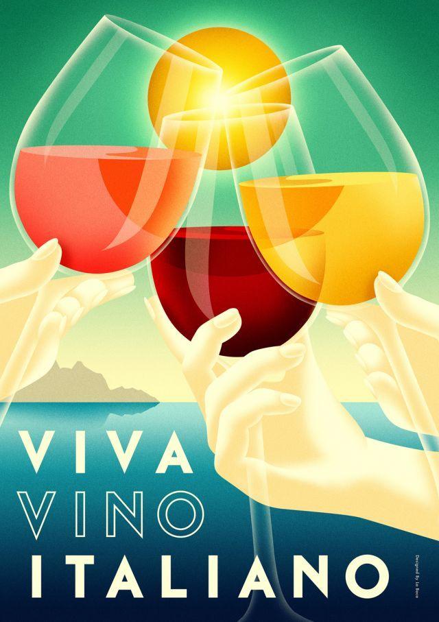Viva Vino Italiano, Waitrose | La Boca | makersmgmt.com