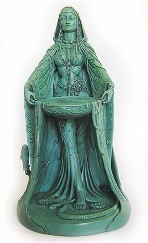 List of Wicca Goddesses | Goddess Statue | God Statue | Egyptian Statue | Wiccan Altar | God ...