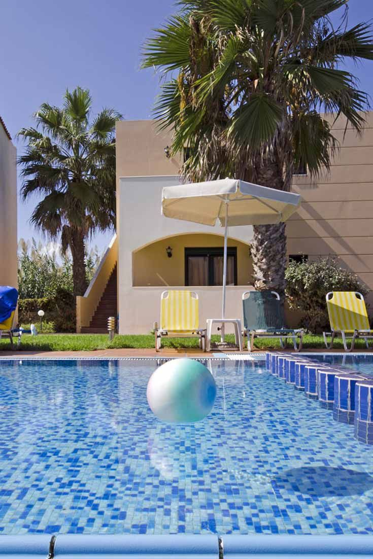 Ilios Apartments in Maleme, Chania