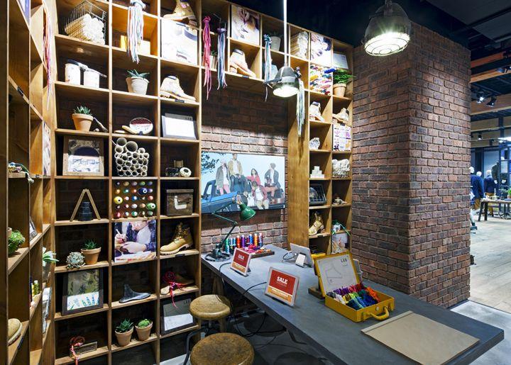 timberland uk stores