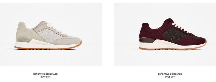 Catálogo de calzado Zara otoño invierno 2016-2017 - http://www.efeblog.com/catalogo-calzado-zara-otono-invierno-2016-2017-18138/  #Calzado #Bailarinas, #Zara