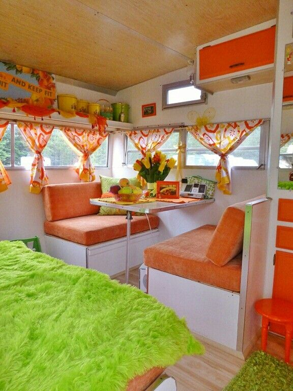 156 best Camper Decorating Ideas images on Pinterest Camper